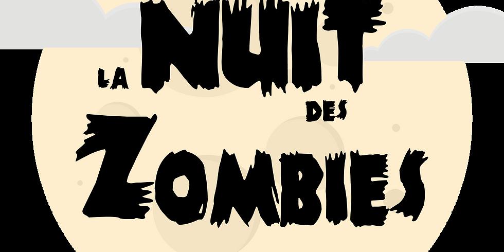 [Organisation TAD] La nuit des Zombies - Douai - 14/11/2020