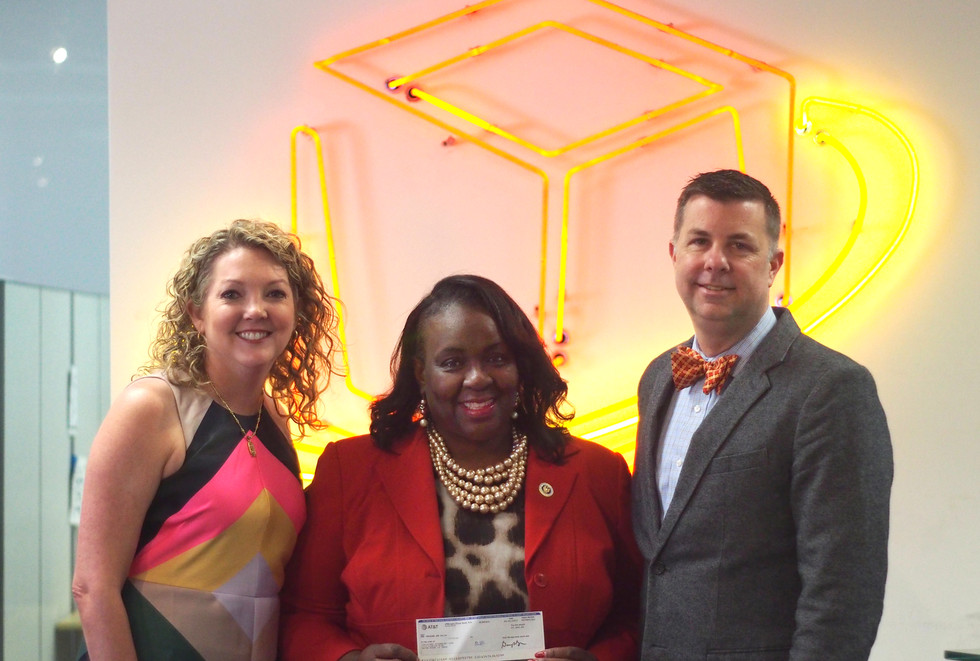 AT&T Check Presentation for Technology Initiative