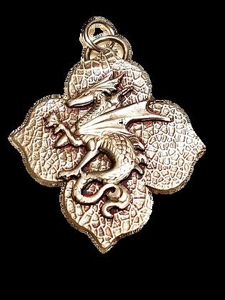 Legendary Dragon Pendant