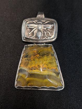 Honeybee Pendant