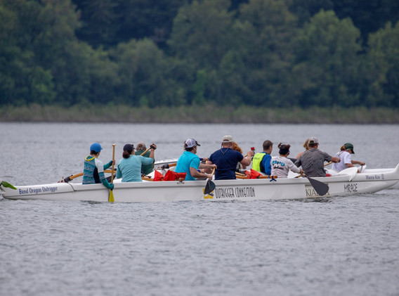 Mixed novice crew