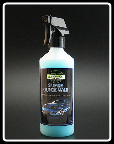 Cera Liquida Super Quick Wax 500 ml