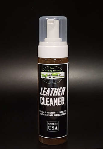 Leather Cleaner (Pulizia Pelle) 200ml