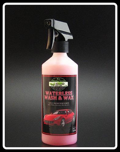 Lava e Incera Waterless Wash&Wax 500ml