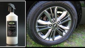 Tire Shine di Eco Cleaning Service