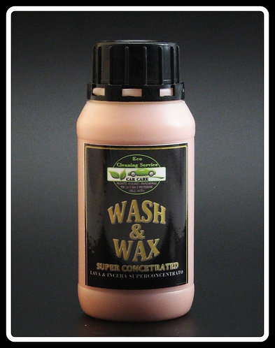 Lava&Incera  Wash&Wax Superconcentrato 250 ml