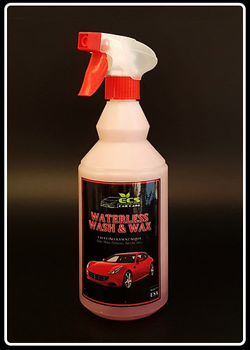 Lava e Incera Waterless Wash&Wax 750ml