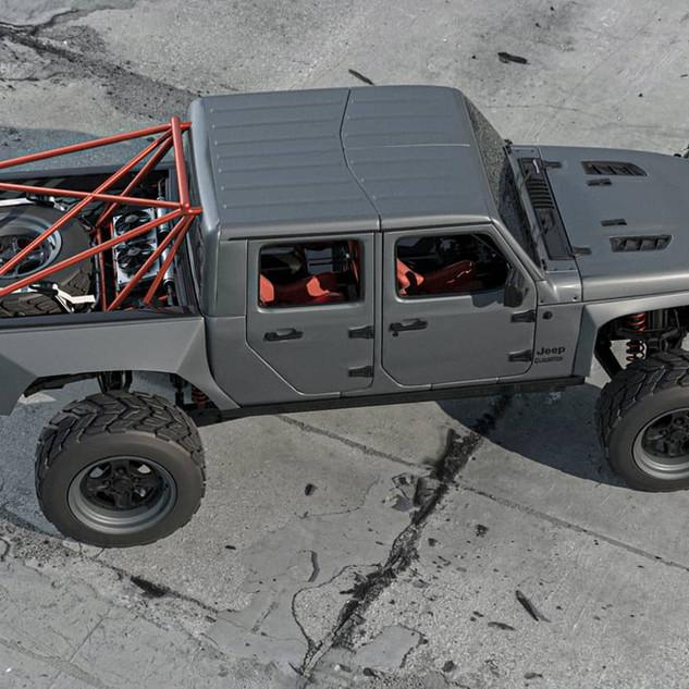 Jeep wrangler baja