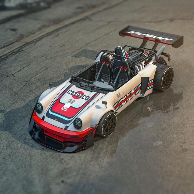 Porsche 930 Mutant