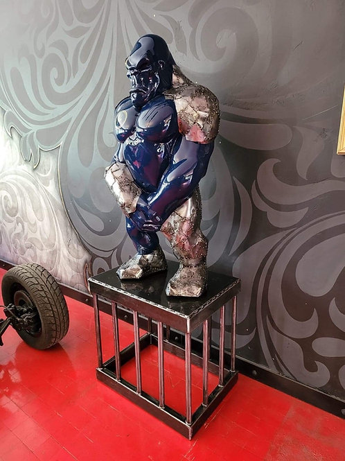 Statue gorille 120cm
