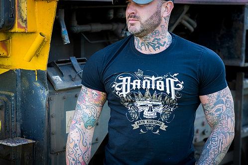 Tee-shirt Danton arts kustoms