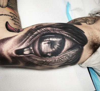 realism tattoo artist long island