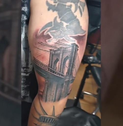 new york tattoo artist