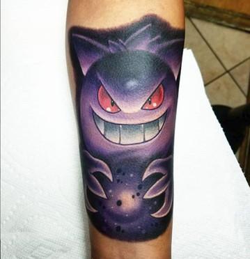 pokemon tattoo long beach ny