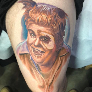 Spaceballs Tattoo