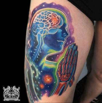 Cosmic Tattoo