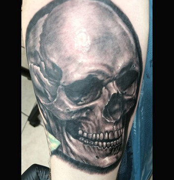 skull tattoo long island