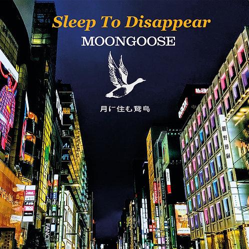 Sleep To Disappear - LTD Edition CD Single