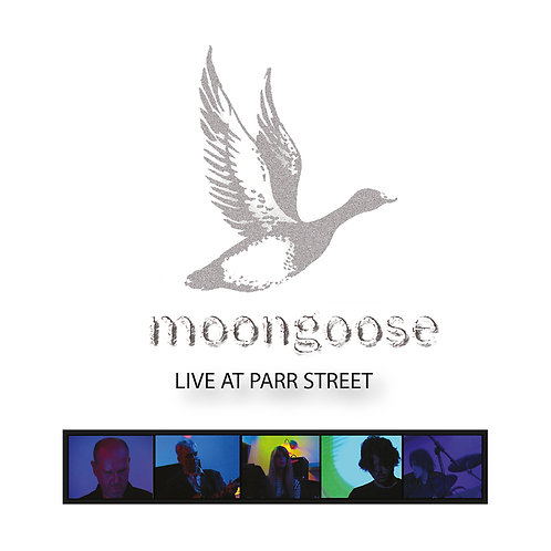 MOONGOOSE (Live At Parr St.) - LTD Edition CD Album
