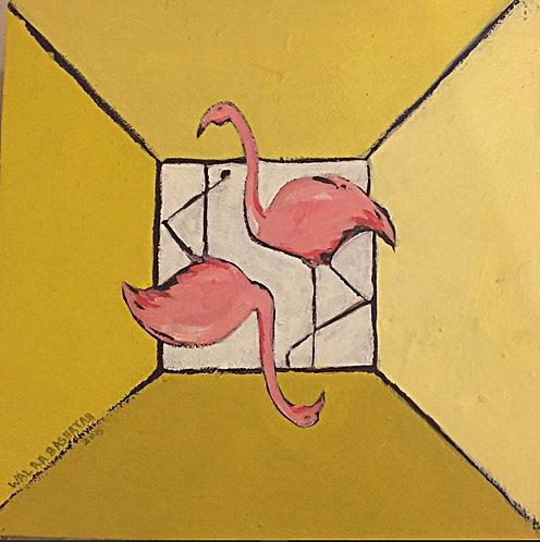 flamingo mini