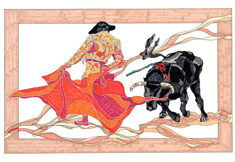 Through the Matador