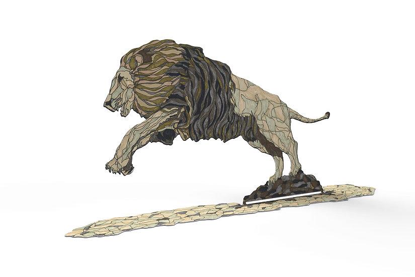 The Jerusalem Lion