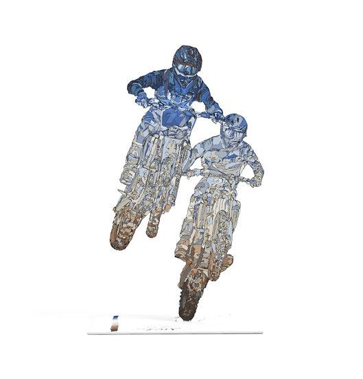 Moto Double Jump