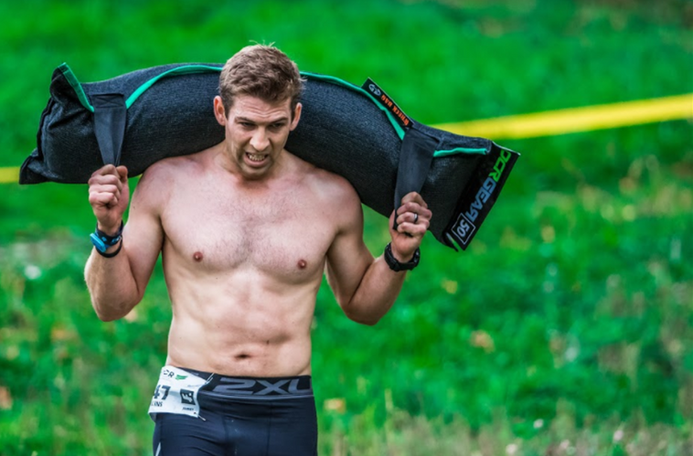 WRECK BAG AT THE OCR WORLD CHAMPIONSHIPS