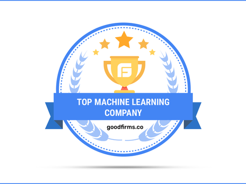 GFAIVE Named One Of Top Machine Learning Companies by GoodFirms