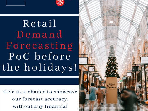 """Are You A Retailer Eager To """"Try Out"""" ML-Powered Demand Forecasting?"""