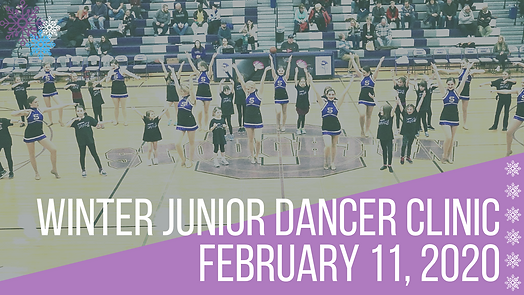 Winter Junior Dancer Clinic 2020