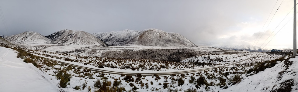 Castle Hill, South Island