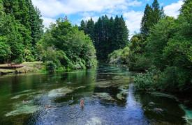 Hamunara Blue Springs