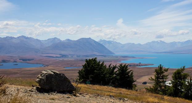 Lake Tekapo, South Island