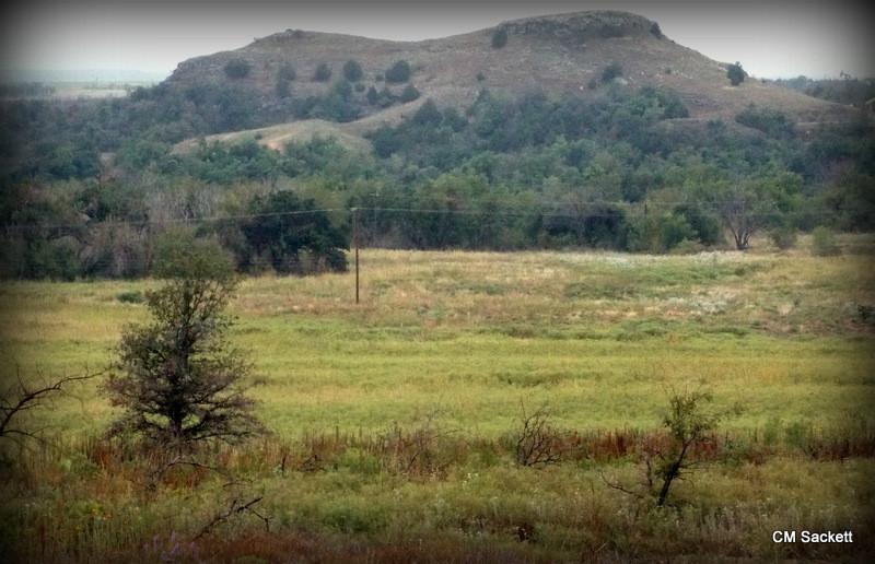 Saddle Back Hill...