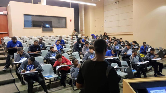 Blue Heart Foundation - February Workshop
