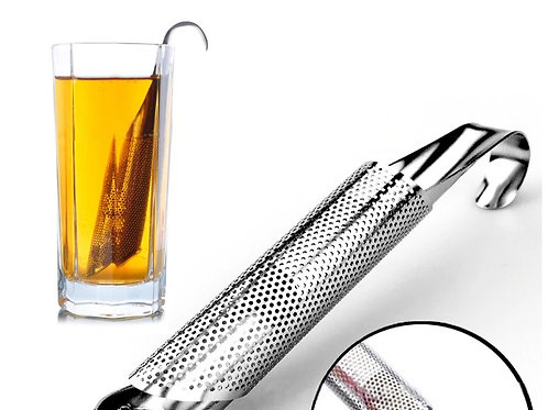 Tea Strainer Amazing Stainless Steel Infuser Pipe Design