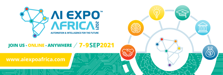 Join us at the AI Expo Africa 2021