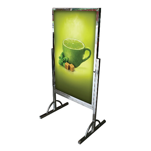 Poster Stand - H12 (Double Sided)