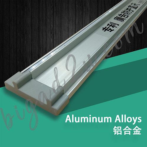 Professional Aluminium Advertising Ruler (1.3M)