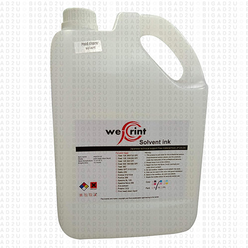 Cleaning Solution - Solvent (5 Liter)