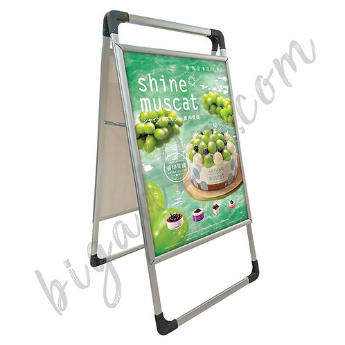 Poster Stand - H5 (Double Sided)