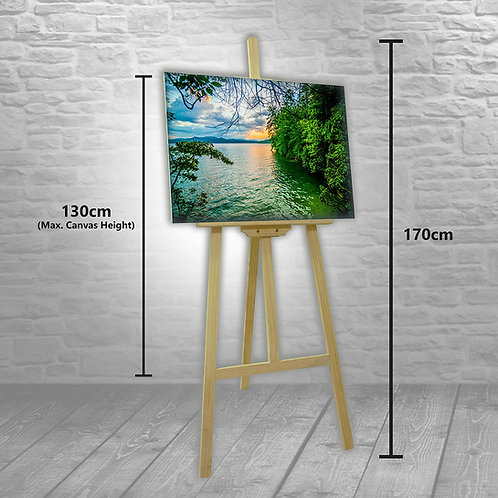 BB Easel Wooden Stand (1.7M)