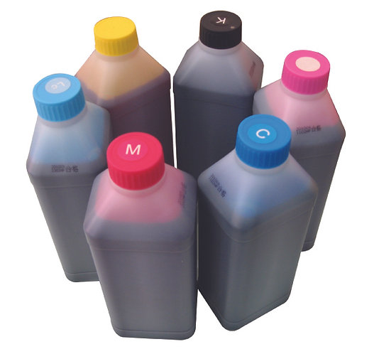 Dye Thermal Ink (1 Liter)