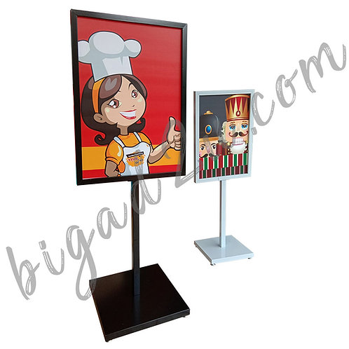 Poster Stand - H16 (Single Pole)