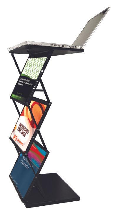 Brochure Stand (24E-ZDD)