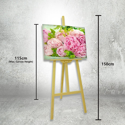 BB Easel Wooden Stand (1.5M)
