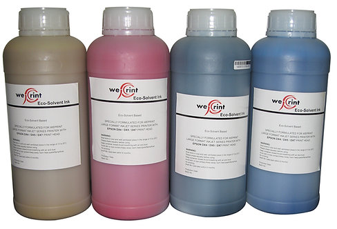 Eco Solvent Ink (1 Liter)