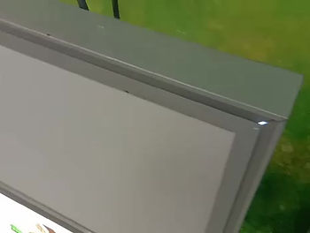 Frameless LED Lightbox (8mm) with PVC Soft Film