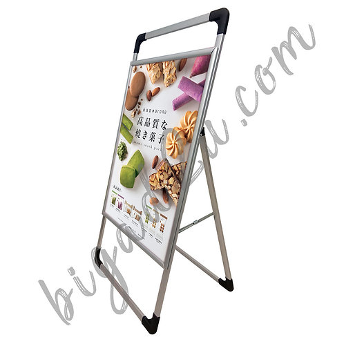 Poster Stand - H5 (Single Sided)